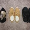 ミニマリスト主婦の靴はお出かけ用と普段用あわせて3足