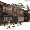 雪景色のマーガレット館
