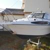 ボート購入記 日産FSC-730 デッキの様子