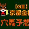 【GⅢ】京都金杯 結果回顧