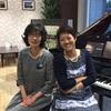 「おしみピアノ教室」弾きっこ (発表会)でレクチャー