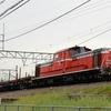 第1590列車 「 DD51が代走となる梅小路配給を狙う 」