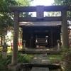四本木稲荷神社  北区滝野川