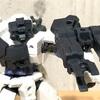 【30MM】オプションアーマーを装備しよう!ラビオット用 拠点攻撃&特殊作業アーマー