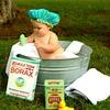 お風呂で活躍する赤ちゃん用バスチェア