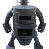 高知発、ロボット型の面白い薪ストーブ
