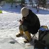 ワカサギ釣りの寒さ対策 着物とグッズ