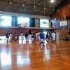 バスケ夏の大会 ①