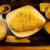 高田馬場『成蔵』TOKYO X 特ロースかつ定食(とんかつ1軒目)