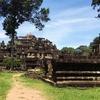 【カンボジア シェムリアップ】 アンコールトム(バプーオン・ピミアナカス・象のテラス・ライ王のテラス)