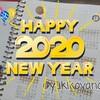 【手書きde手帳】2020あけましておめでとうございます