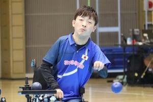 【パラリンピック】ボッチャ=東京パラ代表選手が本番見据えて戦術確認