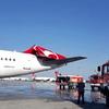 【事故動画あり】トルコ・イスタンブールの空港でアシアナ旅客機が別の旅客機と接触事故!垂直尾翼をへし折って火災も発生!!