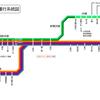相模鉄道 運行系統図 (2019.11.30 JR直通)