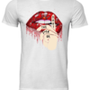 Trending Shut the fuck up Tampa Bay Buccaneers lips shirt