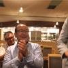 【横浜のために〜 ブラジルのために〜】 JICA 横浜3階にある、ポートテラスカフェにて、交流会を開催しました。