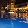 沖縄かりゆしビーチリゾートで、37歳おっさんが華麗にナイトプールデビューを飾った夜。プライベートビーチも。