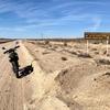 砂漠の亀をイジるべからず。レインボー・ベイシン | カリフォルニアのオフロード