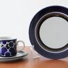 【北欧ヴィンテージ食器】ARABIA(アラビア)saara(サーラ)ティーカップ&ソーサー、プレート セット入荷