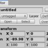【Unity】BlenderからUnityにFBXを持ってくるときに気をつけること