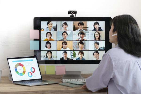 オンラインコミュニケーションで「人の心を動かす伝え方」のポイントとは?〜Web会議成功の秘訣をご紹介〜