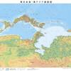 中国の海洋進出で日本が蓋になる説明で「逆さ地図」をもちだすのはミスリードじゃない?