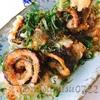 梅しそ秋刀魚ロールのおろし煮