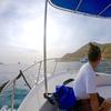 ロスカボスの海の色は今まで見たことのないブルーだった