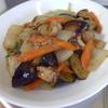 幸運な病のレシピ( 781 )昼:ナス炒め