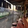 半年ぶりに福岡へ。中洲の屋台はインバウンド客で賑わう。