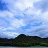 京都 広沢の池の朝と夕方を楽しむ!~梅雨の空と雲を映して~