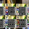 ブラジルW杯・組み合わせ抽選結果発表