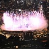 東京パラリンピック閉会式花火の影像!アギトスの曲線も完璧に再現