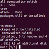 Ubuntu Server 14.10 amd64 - install and configuring Open vSwitch