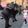 3歳の娘との初のディズニーシー【たくさんのキャラクターとの遭遇】