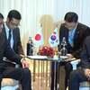 破滅へ突き進む韓国
