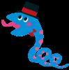 【ヘェ~】ヘビはフローリングの上を進めない!!!?【ムチヘビ編】