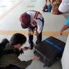 プエルトプリンセサ空港到着したら、スーツケースが壊れていた...どうする?