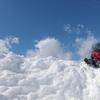 雪国の古民家暮らし、冬の生活はこんな感じ。