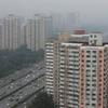 中国の不動産投資が鈍化、3四半期の成長率はリーマンショック後、最低に
