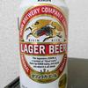 キリンラガービールを飲んでみた【味の評価】