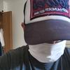 帽子をかぶってマスクして、銀行強盗に行くのではなく、(バーガーキング)にコーヒーを買いに行きます。