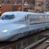 新幹線のカフェパート2