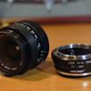 レンズ紹介 Canon FD 28mm F2.8