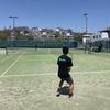 MUFGジュニアテニストーナメントベスト16進出!