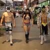 【CMLL】バンディードがマスク着用を中央卸売市場で呼びかけ