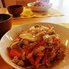 野菜たっぷり和風あんの皿うどん