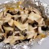 山芋ときのこの味噌チーズ焼き 秋の薬膳⑧