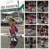 大阪国際女子マラソンand大阪ハーフ!!9回目の応援に行ってきました(๑•̀ㅂ•́)و✧予想外の好天はランナーにキツかった中、素敵な笑顔をありがとう!!