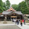 【神社】白山比咩神社と金劔宮へお一日参りへ。そして金劔宮といえば恒例の七福神みくじ